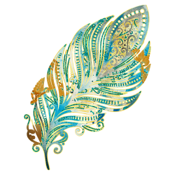 Feathers Glitter Gold Clip Art Peacock Feathers Scrapbooking Cards ...