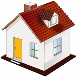 Clipart - home