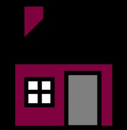 Housee Clip Art at Clker.com - vector clip art online, royalty free ...