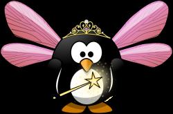 Public Domain Clip Art Image | Fairy penguin | ID: 13939492812397 ...