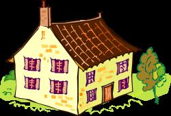Clipart - House 10