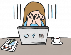 Lack of sleep leads to Facebook usage, study finds – The Mesa Journal