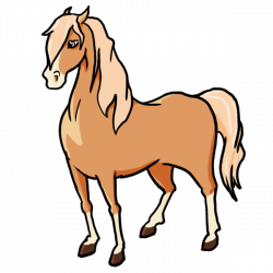 Horse Cartoon Drawing at GetDrawings.com | Free for personal use ...