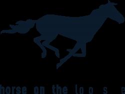 horse on the loo s e