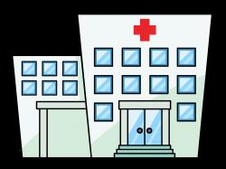 Cartoon Hospital Clipart