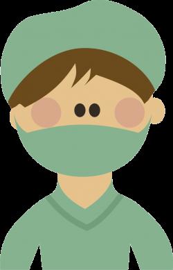 MÉDICO, HOSPITAL, DOENTES E ETC. | อาชีพ | Pinterest