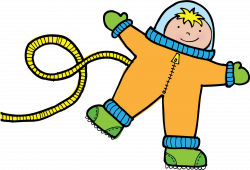 Clipart kid space - Graphics - Illustrations - Free Download on ...