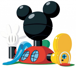Mickey Mouse Clubhouse Characters Faces   Clipart Panda - Free ...