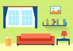 Living Room Clipart | Free download best Living Room Clipart ...
