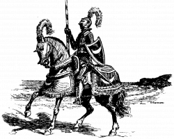 Knight- under feudalism, a member of the heavily armored cavalry ...