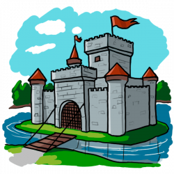 28+ Collection of Middle Ages Castle Clipart | High quality, free ...