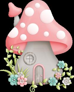 MUSHROOM HOUSE | КАРТИНКИ разные 3 | Pinterest | Mushroom house ...