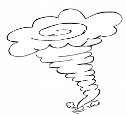 Tornado Clipart Black And White | Clipart Panda - Free Clipart Images