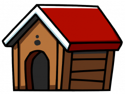 Free Clipart Of Dog Houses ✓ All About Clipart