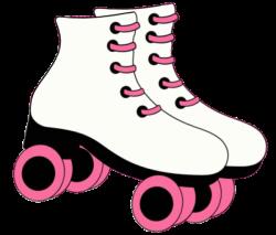 80 Roller Skate Clipart