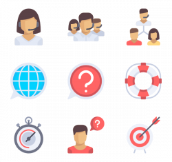 Customer service Icons - 3,001 free vector icons