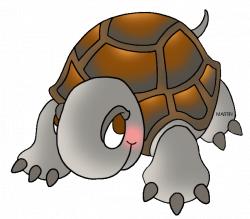 Animals Clip Art by Phillip Martin, Desert Tortoise