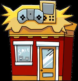 Video Game Store | Scribblenauts Wiki | FANDOM powered by Wikia