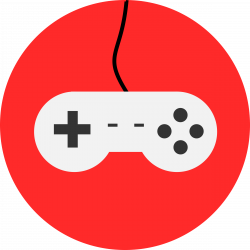 Clipart - Video Game Controller Icon