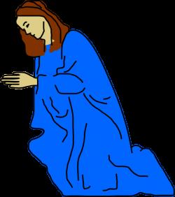 Praying Asking God Clip Art at Clker.com - vector clip art online ...