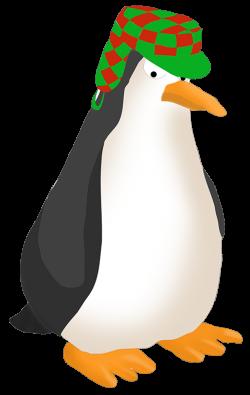 Funny Penguin Clip Art