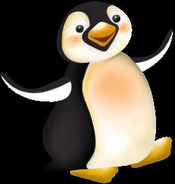 Large Penguin Cartoon PNG Clipart | Penguins | Pinterest | Penguins ...