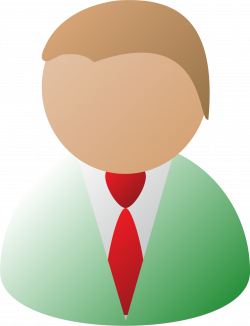 Clipart - Business Person