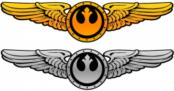 New Republic Pilot Wings V.2 by viperaviator on DeviantArt