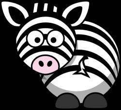 Cute Zebra Clipart | Clipart Panda - Free Clipart Images