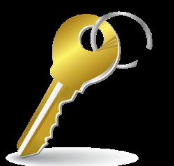 Design Free Logo: Real Estate House key logo template