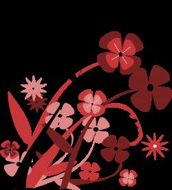 Clipart - Flower spring