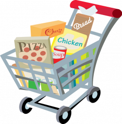 28+ Collection of Shopping Cart Clipart Free | High quality, free ...