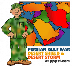 Free PowerPoint Presentations about The Persian Gulf War for Kids ...