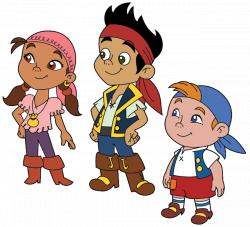 Jake and the Neverland Pirates Clip Art | Disney Clip Art Galore
