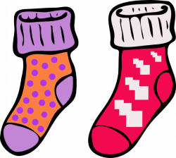 Silly Socks Clipart | Work In Progress | Pinterest | Silly socks and ...