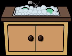 Image - Kitchen Sink sprite 002.png | Club Penguin Wiki | FANDOM ...