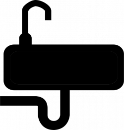 Kitchen Sink Svg Png Icon Free Download (#150874) - OnlineWebFonts.COM