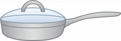 Frying Pan Clip Art - Free Clip Art