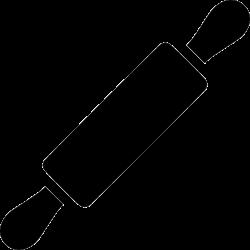 Rolling Pins Kitchen utensil Clip art - kitchen 980*980 transprent ...