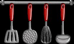 Retro Cocinera Utensilios de Cocina para Diseño Material Didáctico ...