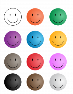 Smiley-Faces-450w | Printables | Pinterest | Smiley, Face and Kid ...