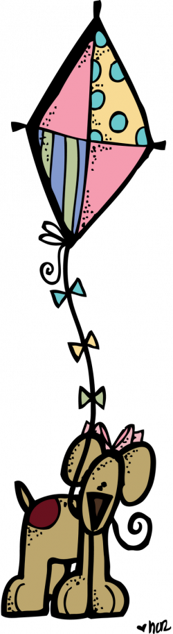 MelonHeadz: Puppy with a kite