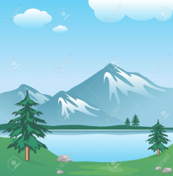 Lake clipart techlodia clipart clipart image - Clipartix