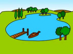Lake Clipart - cilpart