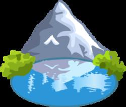 Lake clip art - vector | Clipart Panda - Free Clipart Images