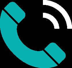 Telephone call Telephone number Icon - Lake blue order phone 1065 ...