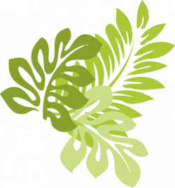 Hibiscus Leaves Clip Art at Clker.com - vector clip art online ...