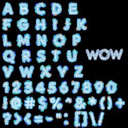 free #font #alphabet #alpha set #script #letters #numbers #monograms ...