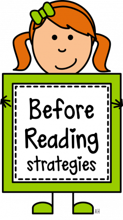Comprehension Strategies - Before Reading: Book Talk Book in a Bag ...