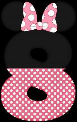 Mickey e Minnie - SI_Ratinha_Feliz_Alpha (35).png - Minus | LETTERS ...